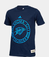 Kids' Nike Oklahoma City Thunder NBA 360 T-Shirt