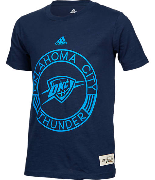 Kids' Nike Oklahoma City Thunder NBA 360 T-Shirt