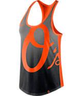 Women's Nike Baltimore Orioles MLB Fade Tank