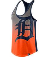 Women's Nike Detroit Tigers MLB Fade Tank