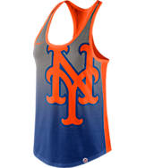 Women's Nike New York Mets MLB Fade Tank