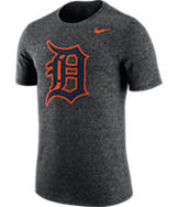 Men's Nike Detroit Tigers MLB Marled T-Shirt