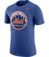 Men's Nike New York Mets MLB Marled T-Shirt