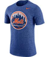 Men's Nike New York Mets MLB Marled T-Shirt