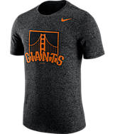 Men's Nike San Francisco Giants MLB Marled T-Shirt