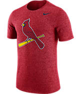 Men's Nike St. Louis Cardinals MLB Marled T-Shirt