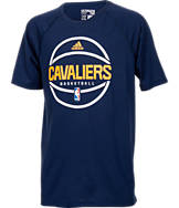 Kids' adidas Cleveland Cavaliers NBA Pre Game T-Shirt