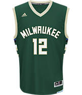 Kids' adidas Milwaukee Bucks NBA Jabari Parker Replica Jersey