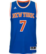 Kids' adidas New York Knicks NBA Carmelo Anthony Replica Jersey