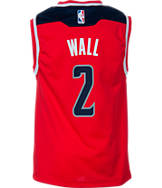 Kids' adidas Washington Wizards NBA John Wall Alternate Replica Jersey