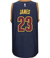 Kids' adidas Cleveland Cavaliers NBA LeBron James Alternate Replica Jersey
