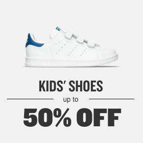 Kids Shoes Up To 50% Off