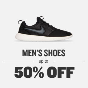 Men's Shoes Up to 50% Off