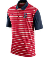Men's Nike Boston Red Sox MLB Dri-FIT Polo Shirt