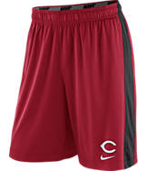 Men's Nike Cincinnati Reds MLB Dri-FIT Logo Fly Training Shorts