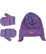 Kids' Toddler Nike Flyknit Hat and Mitten Set