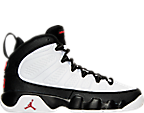 Boys' Grade School Air Jordan Retro 9 Basketball Shoes