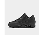 Men's Nike Air Max 90 Leather Running Shoes
