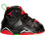 Boys' Toddler Air Jordan Retro 7 Basketball Shoes