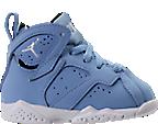 Boys' Toddler Jordan Retro 7 Basketball Shoes