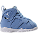 Right view of Boys' Toddler Jordan Retro 7 Basketball Shoes in University Blue - Pantone