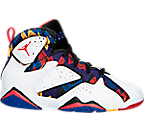 Boys' Preschool Air Jordan Retro 7 Basketball Shoes