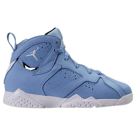Boys' Preschool Jordan Retro 7 Basketball Shoes