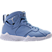 Right view of Men's Air Jordan Retro 7 Basketball Shoes in University Blue/White/Black