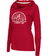 Women's Stadium Alabama Crimson Tide College Liftie Long-Sleeve Shirt
