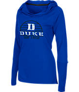 Women's Stadium Duke Blue Devils College Liftie Long-Sleeve Shirt