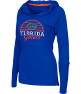Women's Stadium Florida Gators College Liftie Long-Sleeve Shirt
