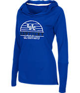 Women's Stadium Kentucky Wildcats College Liftie Long-Sleeve Shirt