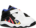Boys' Toddler Air Jordan Retro 8 Basketball Shoes