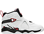 Boys' Preschool Jordan Retro 8 Basketball Shoes