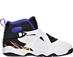 Boys' Preschool Air Jordan Retro 8 Basketball Shoes