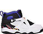 Boys' Preschool Air Jordan Retro 8 Basketball Shoes