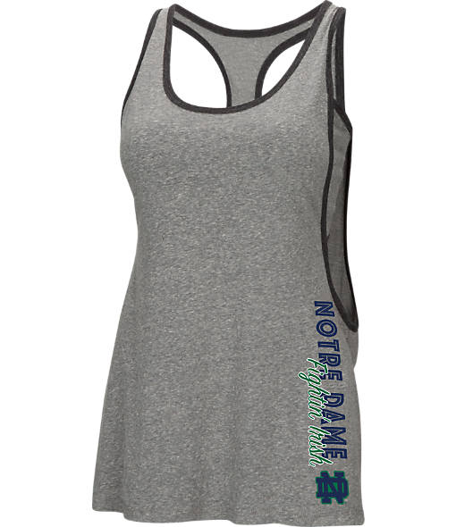Women's Stadium Notre Dame Fighting Irish College Sultry Tank