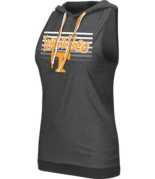Women's Stadium Tennessee Volunteers College Unagi Cross Back Sleeveless Hoodie