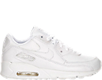 Kids' Preschool Nike Air Max 90 Running Shoes