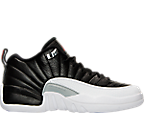 Boys' Grade School Air Jordan Retro 12 Low Basketball Shoes