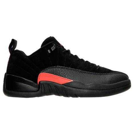 Men's Air Jordan Retro 12 Low Basketball Shoes