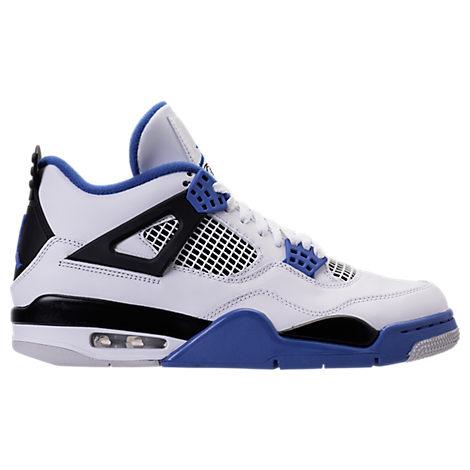 Men's Air Jordan Retro 4 Basketball Shoes