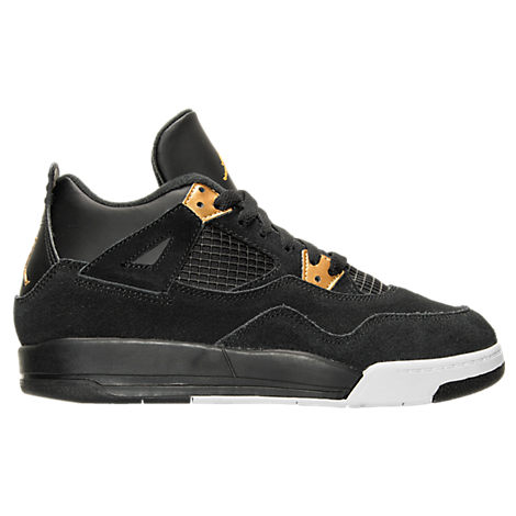 jordan retro 4 preschool boys preschool retro 4 basketball shoes finish line 450