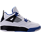 Boys' Preschool Air Jordan Retro 4 Basketball Shoes