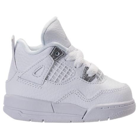 Boys' Toddler Jordan Retro 4 Basketball Shoes