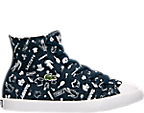 Girls' Preschool Lacoste L27 Mid Casual Shoes