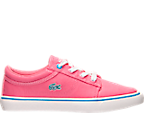 Girls' Preschool Lacoste Vaultstar Casual Shoes