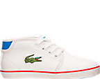 Boys' Toddler Lacoste Ampthill Chunk Casual Shoes