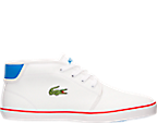 Boys' Grade School Lacoste Ampthill Chunk Casual Shoes