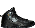 Men's Air Jordan Retro 10 NYC Basketball Shoes